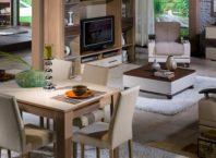 Oturma ve yemek odası dekorasyonu